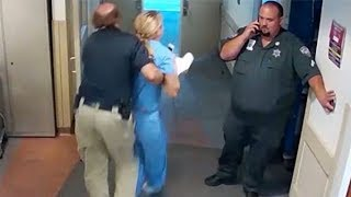 Cop Arrests Nurse For Doing Her Job (Video)