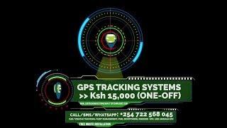 GPS Car Track Installation Kenya at Ksh15,000 Call:(+254)0722568045
