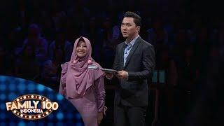 Berapakah total poin yang diperoleh Adinda di Bonus Round? – PART 4 – Family 100 Indonesia