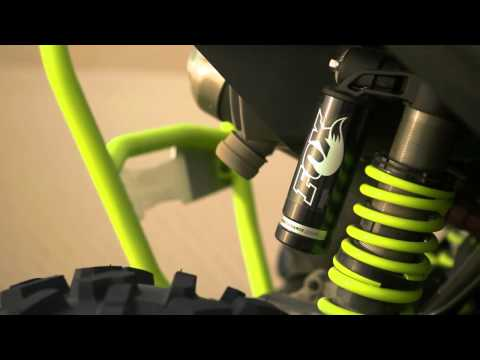 2015 Can-Am Maverick X DS TURBO - 121hp -