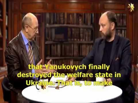 Viktor Yanukovych of Ukraine was pro-Western