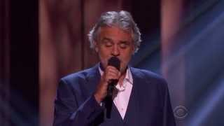 Download Lagu Andrea Bocelli sings I Just Called To Say I Love You Gratis STAFABAND