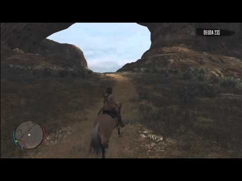 Localizacion Tesoros Red Dead Redemption [HD]