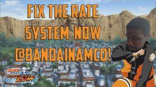 @BandaiNamco Fix These Rates NOW!!! | Naruto Shippuden Ultimate Ninja Blazing