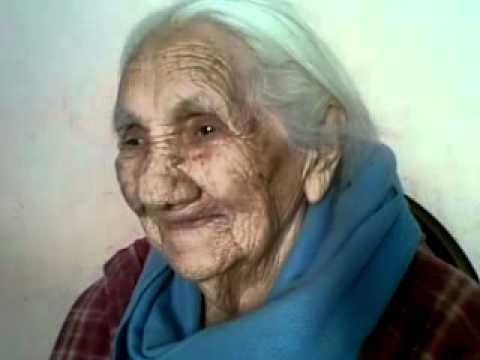 Mi abuela y su crema anti-arrugas ( testimonio)