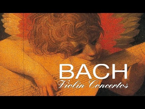 JS Bach: The Violin Concertos