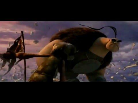 Охотники на драконов (2008) - Русский трейлер мультфильма