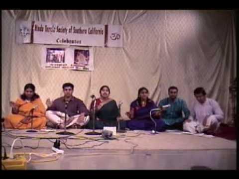 Ramar Kriti Raa Raa Seetha Ramani Manohara video
