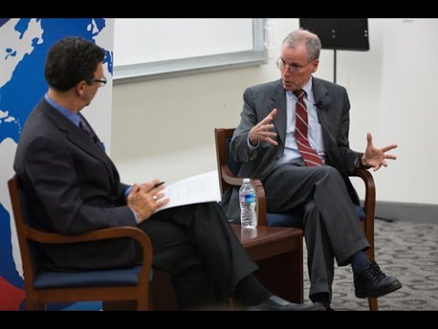 4th Annual Walter Roberts Lecture: Robert Ford, Former U.S. Ambassador to Syria