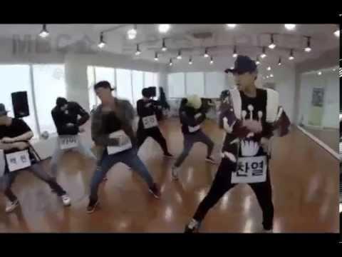EXO K 'OVERDOSE' Dance Practice
