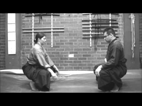 Ogawa Ryu Jujutsu Training Moments in Valencia - Spain Image 1