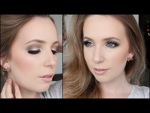 'The Simple Date Night Makeup Tutorial'   Urban Decay Naked2 Palette