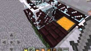 "Minecraft PE: Hunger Games - ""8"" - HACK VAR!!!"