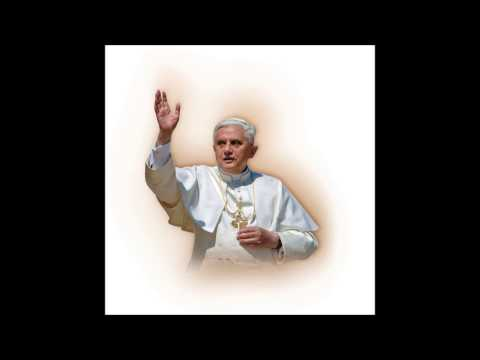 Pope Benedict XVI's resignation speech in full (Latin)