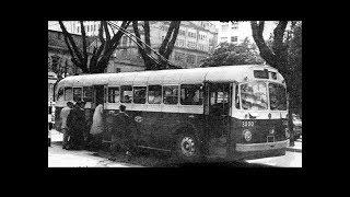 TRÓLEBUS   70 ANOS EM SÃO PAULO   Inauguração e Retrospectiva