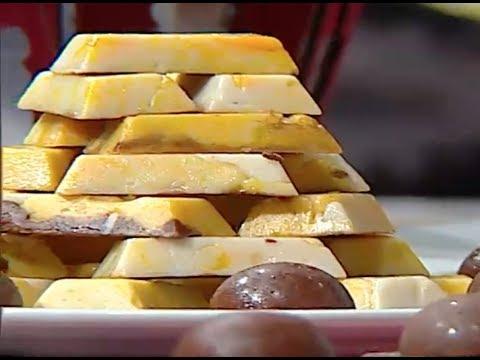 شوكولاته العيد علي طريقه محلات الحلواني  | الشيف #قدري #حلواني_العرب #فوود