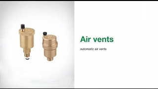 How do air vents work?
