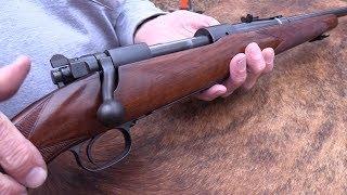 Winchester Model 70 Pre-War