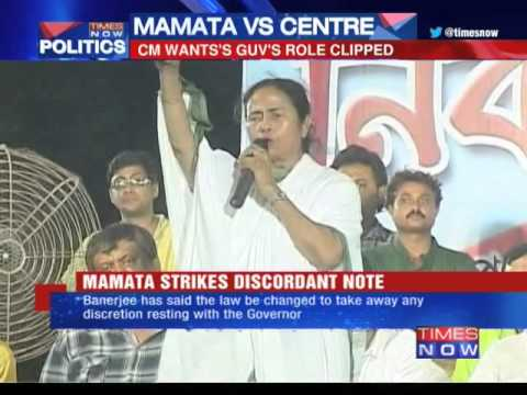 West Bengal CM Mamata Banerjee wants Judicial Bill amended