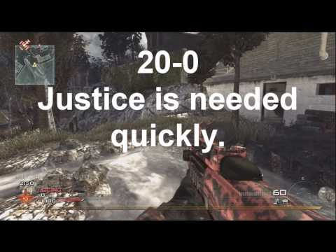 Modern Warfare 2: Booster Justice 2 Video