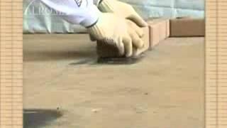 DVD Tijolo Ecológico ALROMA Capítulo 04/21 - Preparação para assentamento