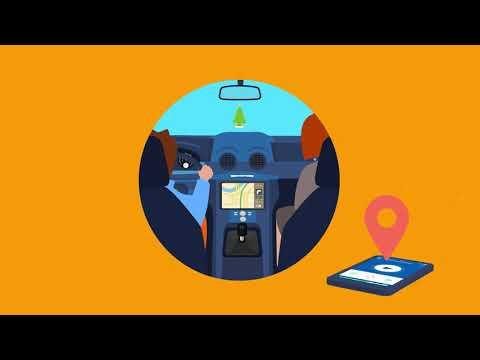 La conduite accompagnée simplifiée avec l'application mobile ECF
