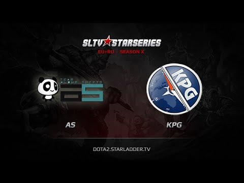 AS vs KPG, SLTV Europe Season X, Day 5, Game 1