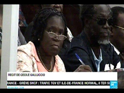 seneweb.com/ l'ex-première dame Simone Gbagbo condamnée à vingt ans de prison