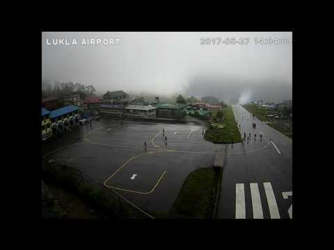 Lukla Airport Goma Air Crash