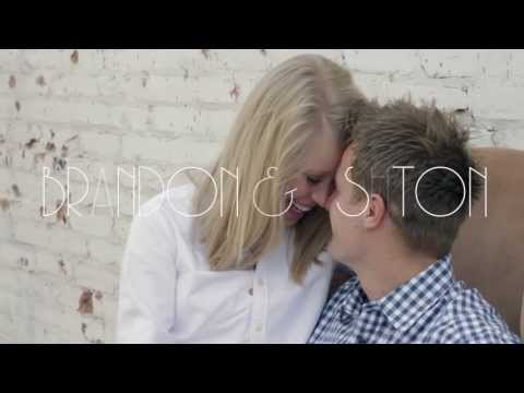 Ashton + Brandon's Love Story Film in Provo Utah