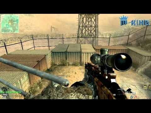 CoD: MW3 | Quickscope Tutorial [PC] - German / Deutsch