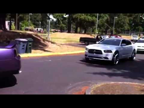 Spanaway Lake High School Car Show Part 1