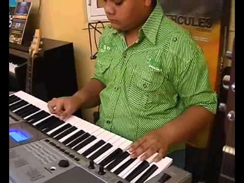 Amma Institute Sohar Student Playing Jodi Tor Dak Shune Bengali Song On Keyboard video