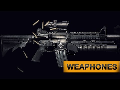 Weaphones™ Firearms Sim Vol 1 APK Cover