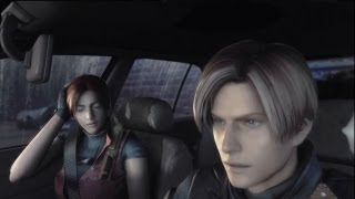 Leon Kennedy Cameo Scenes - Resident Evil_ Operation Raccoon City