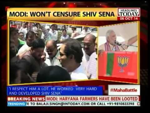 Uddhav Thackeray hits back at PM Modi through Saamana