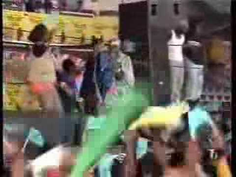 Soca Calypso Trinidad Super Blue Flag Party 94 Video