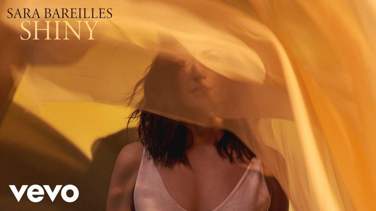 "Sara Bareilles - 新譜シングル""Shiny""の試聴音源を公開 2019年5月10日配信開始 thm Music info Clip"