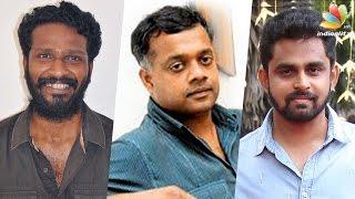 Dhanush's Directors come together for a Mega Serial | Vetrimaran, Gautham Menon. Balaji Sakthivel