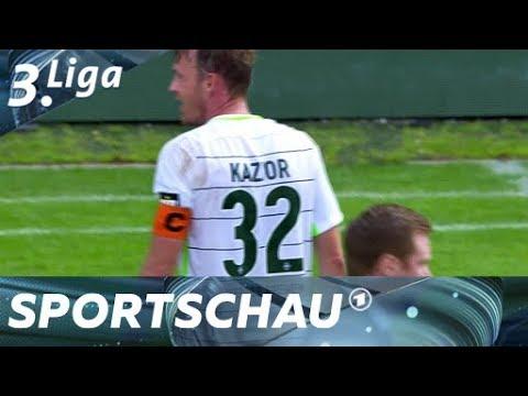http://www.sportschau.de/ Werders U23 rockt die 3. Liga. Nach vier Spielen haben die Jungs zehn Punkte auf dem Konto, sind noch ungeschlagen und liegen auf Rang drei hinter Paderborn und Fortuna...