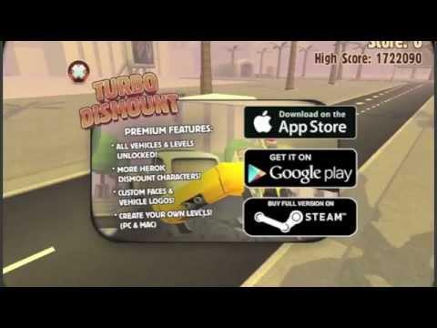 Turbo Dismount Review