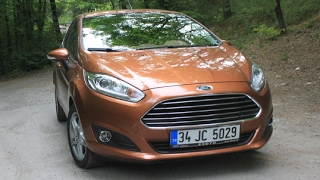 Test - Ford Fiesta Powershift