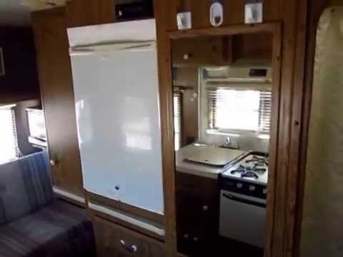 HaylettRV.com - 1989 Fleetwood Wilderness Yukon Used Travel Trailer in Coldwater MI
