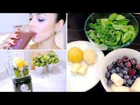 Smoothie Recipe ♥ Glowing Skin & Healthy Hair