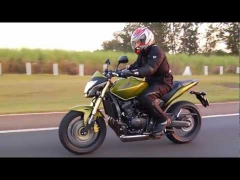 Honda CB600F Hornet - 2012