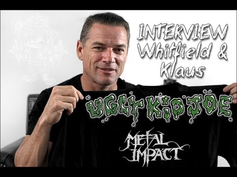 UGLY KID JOE - Whitfield Crane & Klaus Eichstadt (Metal Impact Interview / 2015-10)