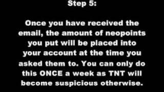 Earn 1 Million Neopoints A Week!