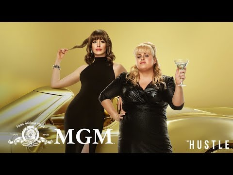THE HUSTLE | Official Trailer | MGM