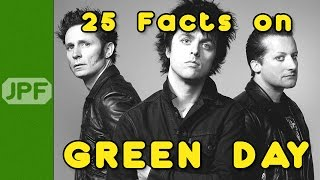 25 Facts on Green Day