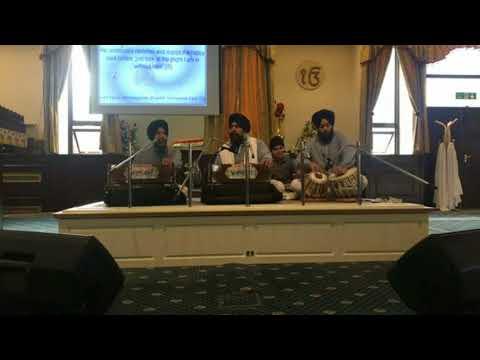 Rang Rata Mera Sahib - Bhai Satvinder Singh Ji & Harvinder Singh Ji Delhi Wale